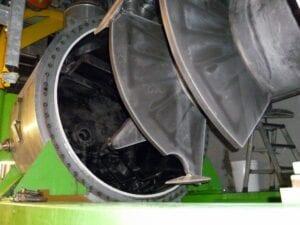 Reaktor Reinigung