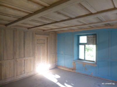Farbentfernung Zimmer